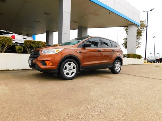 Ford Dealership Houston >> 2017 Ford Escape S