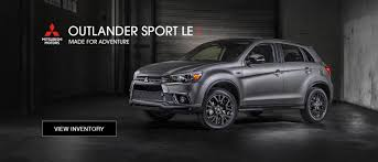 Mitsubishi Outlander Sport Lease Deals Offers - Texas City, TX